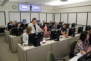 TTEC computer lab